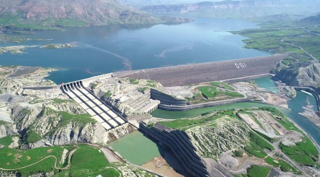 19 Mayıs'ta devreye alınan Ilısu Barajı'ndan ekonomiye 600 milyon lira katkı