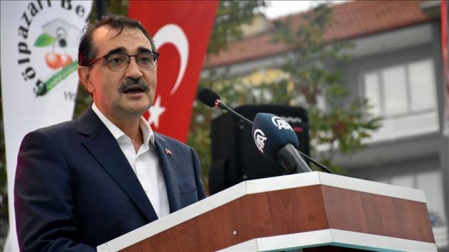 Bakan Dönmez, Karadeniz'deki doğalgaz keşfine ilişkin son durumu paylaştı