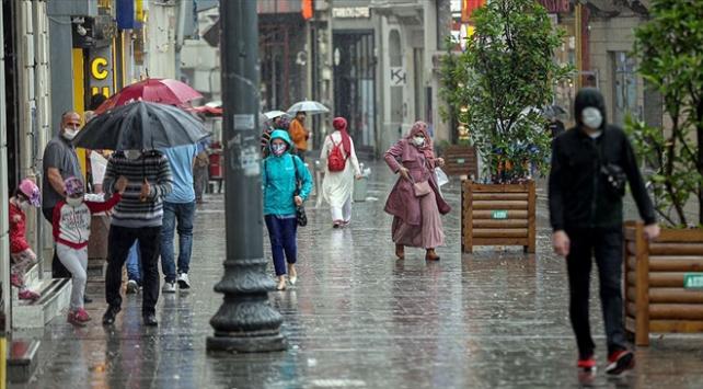 Türkiye'ye ağustosta ortalamaların altında yağış düştü