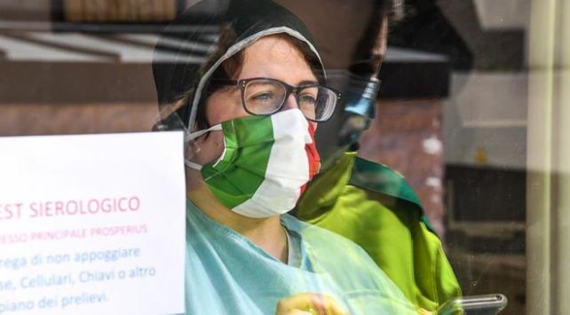 İtalya'da salgında yeni vaka sayısı geriliyor