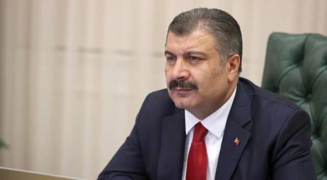 Koca, Ankara, İzmir, Kayseri, Çankırı ve Adıyaman il sağlık müdürleriyle görüştü