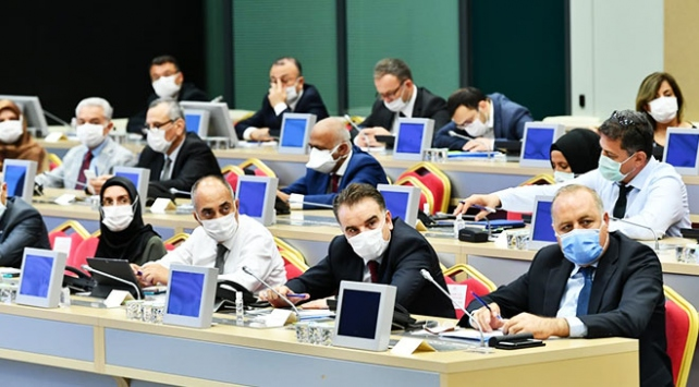 İstanbul'da Filyasyon Kurulu yeniden toplandı