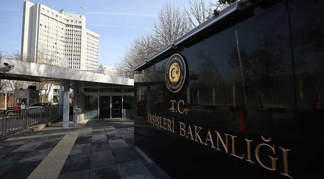 Dışişleri Bakanlığı: Avrupa Parlamentosunun 17 Eylül 2020 tarihli tavsiye kararı kabul edilemez
