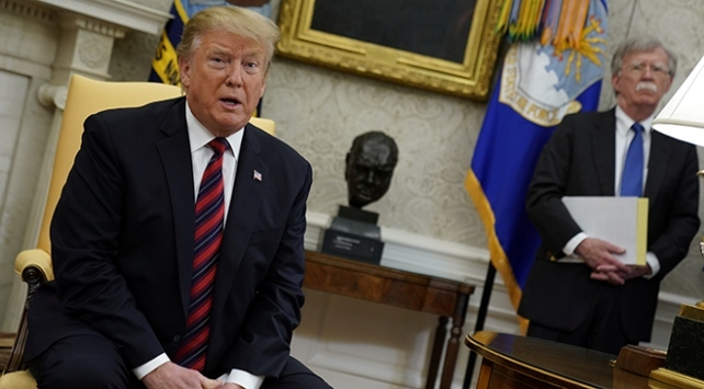 Trump: Bu aptalı dinleseydim 5. dünya savaşındaydık
