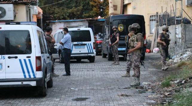 Hatay'da suç örgütlerine operasyon: 5 gözaltı