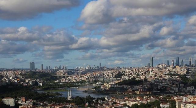Marmara'da parçalı bulutlu hava hakim olacak