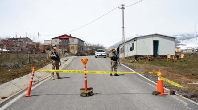 Isparta'da 2 köy karantinaya alındı