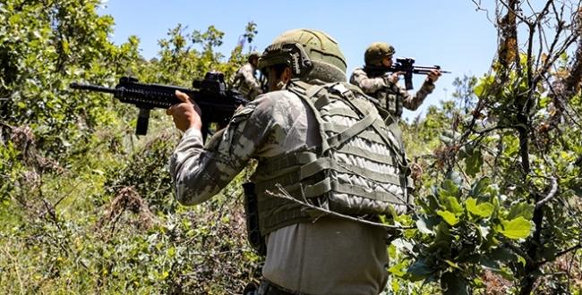 Yıldırım operasyonlarında ölü ele geçirilen terörist sayısı 8'e yükseldi