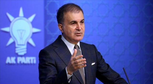 AK Parti Sözcüsü Çelik: ABD'nin silah ambargosunu kaldırması yanlış bir karardır