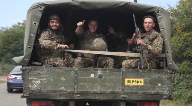 Azerbaycan: Ermenistan, Ermeni asıllı Yunan vatandaşlarını savaşmaya getirecek
