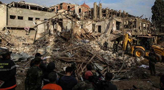Ermenistan'dan Gence'ye füzeli saldırı: 7 sivil hayatını kaybetti