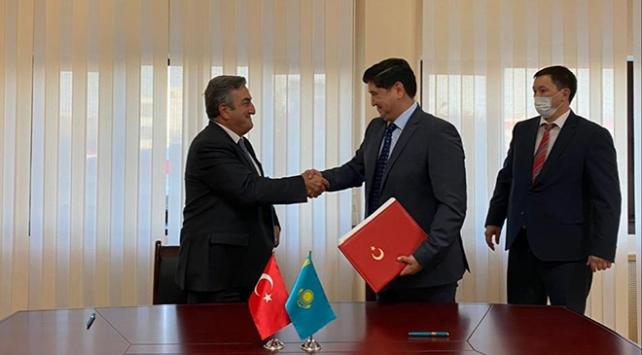 Türkiye ile Kazakistan'dan uzay alanında iş birliği