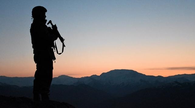 Terör örgütünde çözülme sürüyor: 1 terörist daha teslim oldu
