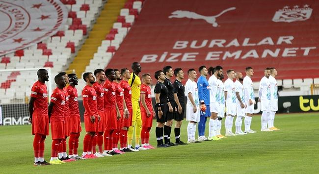 Sivasspor'un konuğu Rizespor