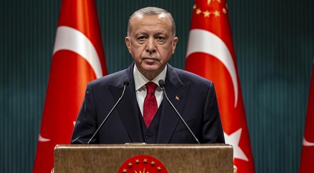 Erdoğan: Kurtarma çalışmalarının bir an önce sonuçlanması için tüm imkanları seferber ettik