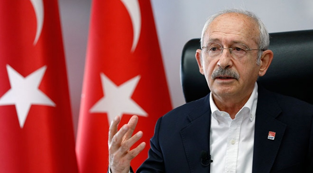 CHP Genel Başkanı Kılıçdaroğlu'ndan 29 Ekim mesajı