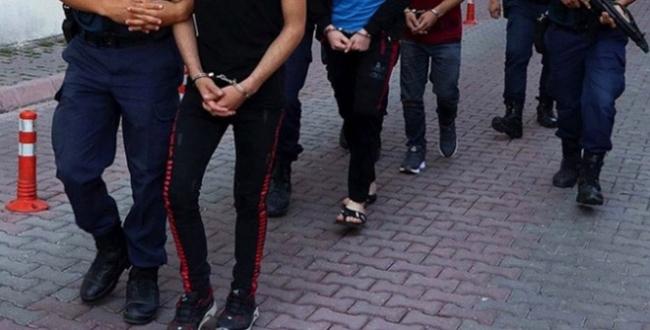 Sosyal medyadan terör propagandasına 7 gözaltı