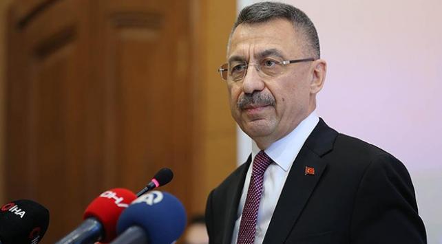 Cumhurbaşkanı Yardımcısı Oktay İzmir'e gidiyor