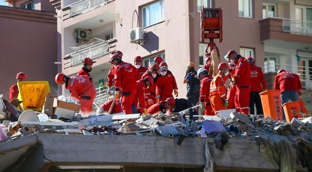 İzmir'de 6 ilçede Afet Koordinasyon Merkezleri oluşturuldu