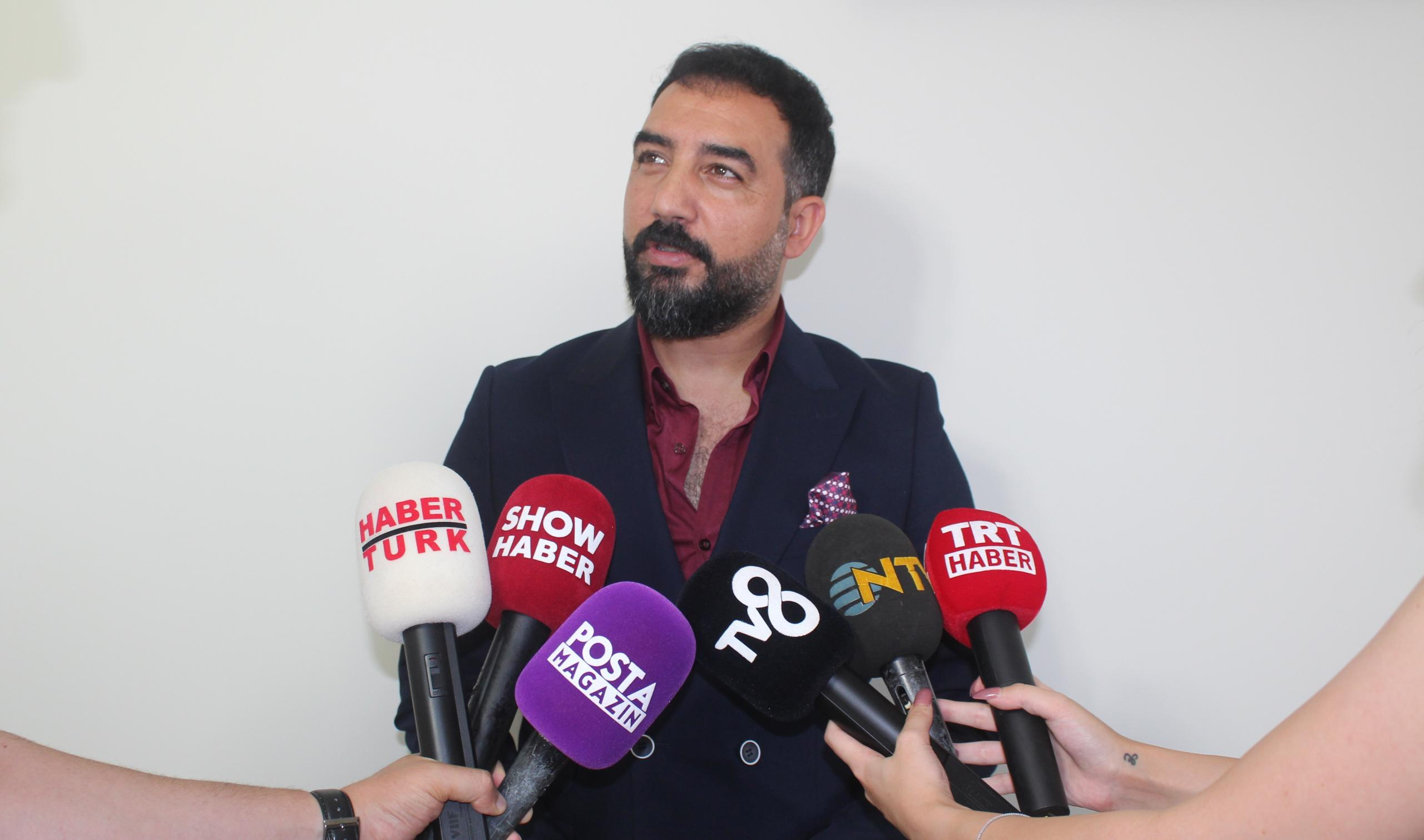 GESKON İstanbul İl Başkanı Adem Köse'den İzmir Depremi için geçmiş olsun mesajı