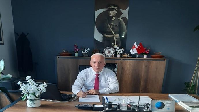 Hayati Murteza `dan 29 Ekim Cumhuriyet Bayramı Mesajı
