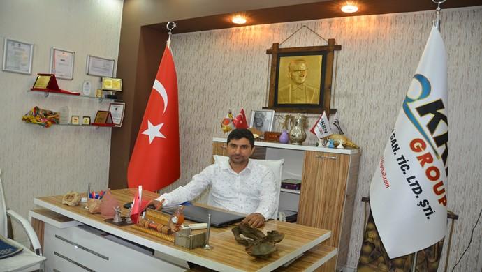 Hüseyin Kıran `dan 29 Ekim Cumhuriyet Bayramı Mesajı