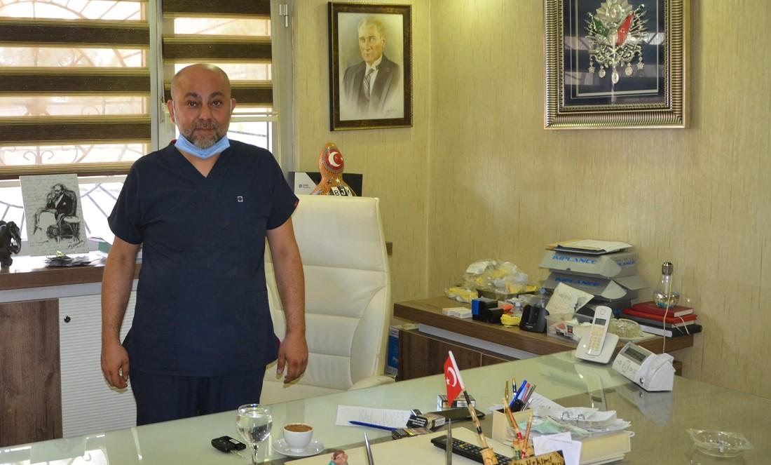 """Diş Hekimi Alpay Ulaş Mirzaoğlu `ndan 21 Ekim Dünya Gazeteciler Günü"""" Mesajı"""