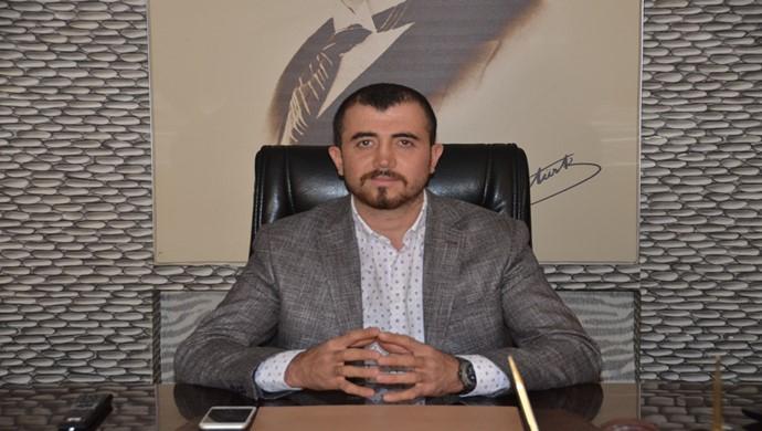 Başkan Şerif Özdemir `den Mevlid Kandili Mesajı
