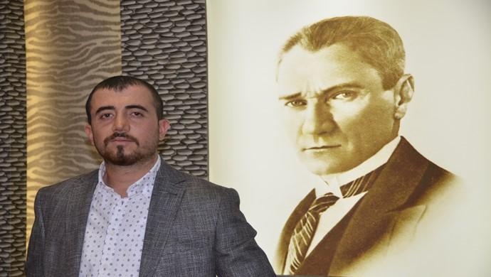 Başkan Şerif Özdemir `den 29 Ekim Cumhuriyet Bayramı Mesajı