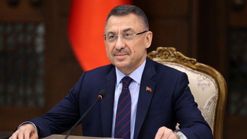 Cumhurbaşkanı Yardımcısı Oktay'dan Haydar Aliyev'in ölüm yıl dönümü mesajı