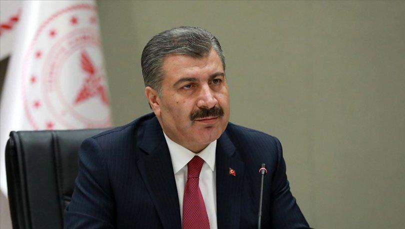 Sağlık Bakanı Fahrettin Koca'dan Aziz Sancar'a teşekkür!