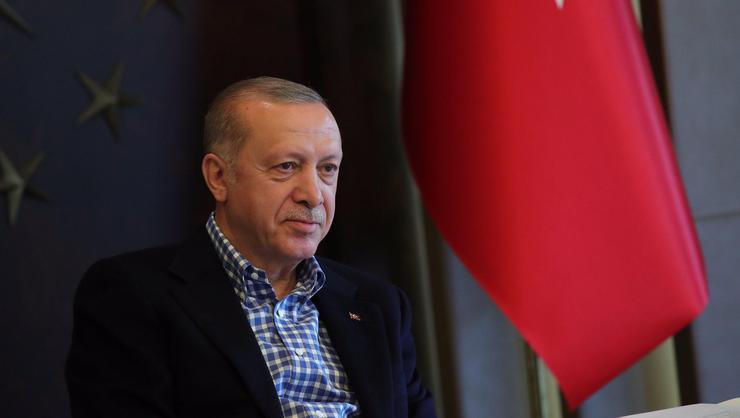 Cumhurbaşkanı Erdoğan'dan Bulgaristan mesajı!