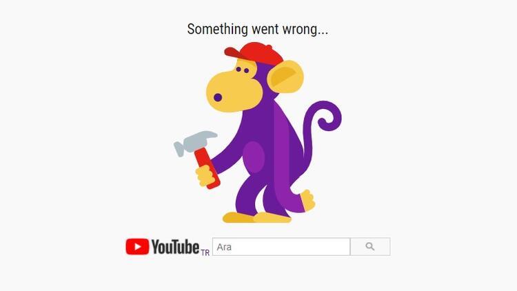 Erişim sıkıntısı! Youtube ve Gmail çöktü mü ?