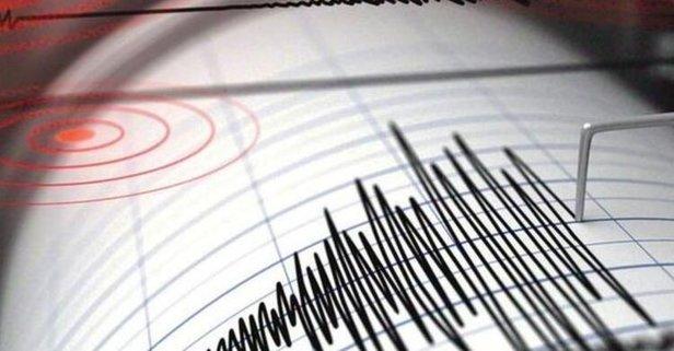 Antalya'nın Alanya açıklarında 5.2'lik deprem!
