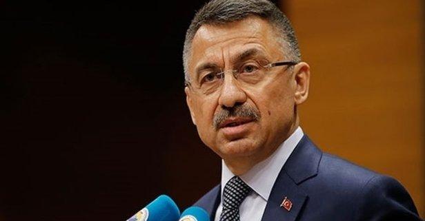 Cumhurbaşkanı Yardımcısı Oktay'dan Antalya'ya 'geçmiş olsun' mesajı