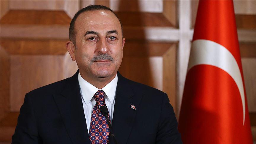 Bakan Çavuşoğlu'ndan Libya halkına destek!