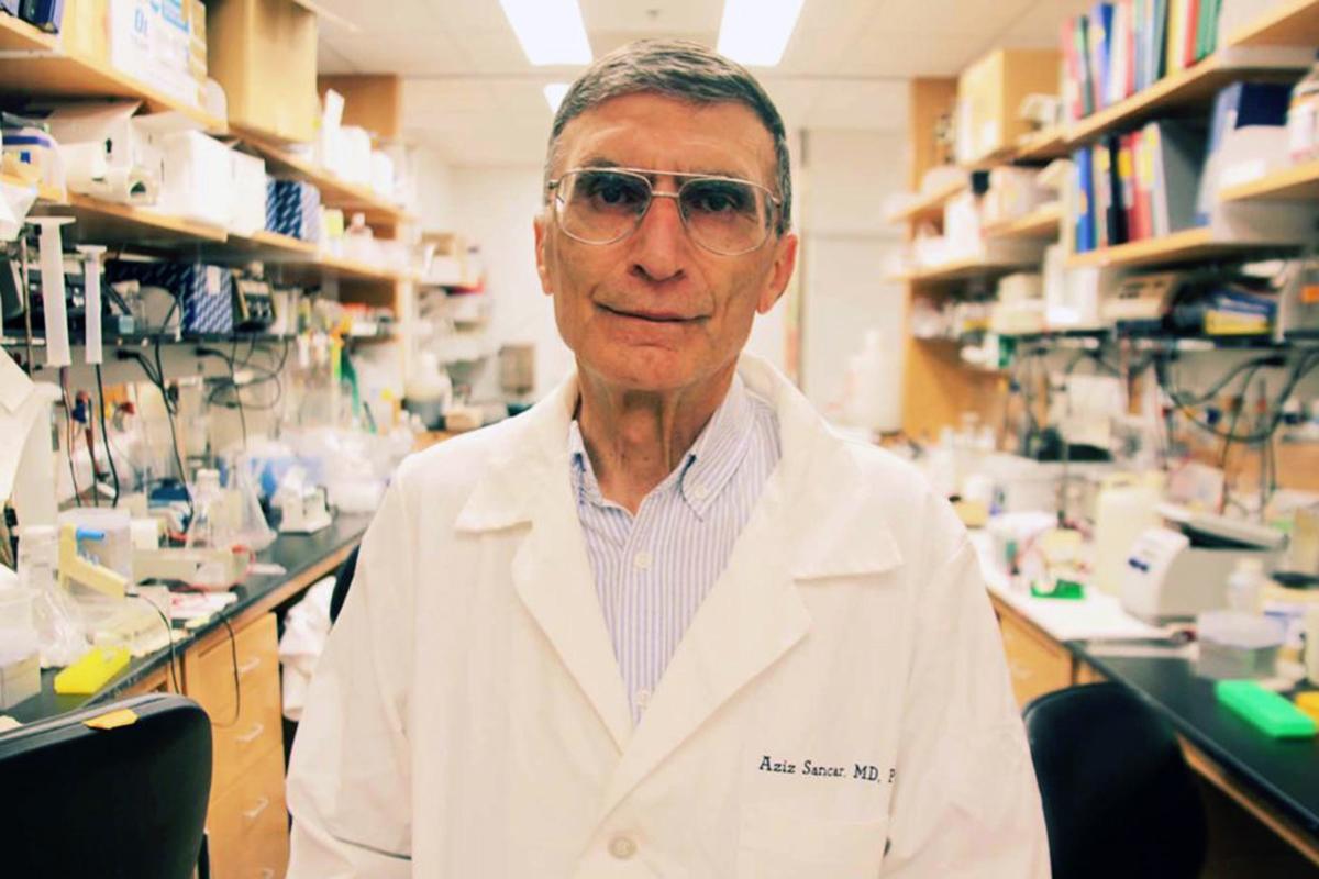 Aziz Sancar'dan aşı açıklaması!