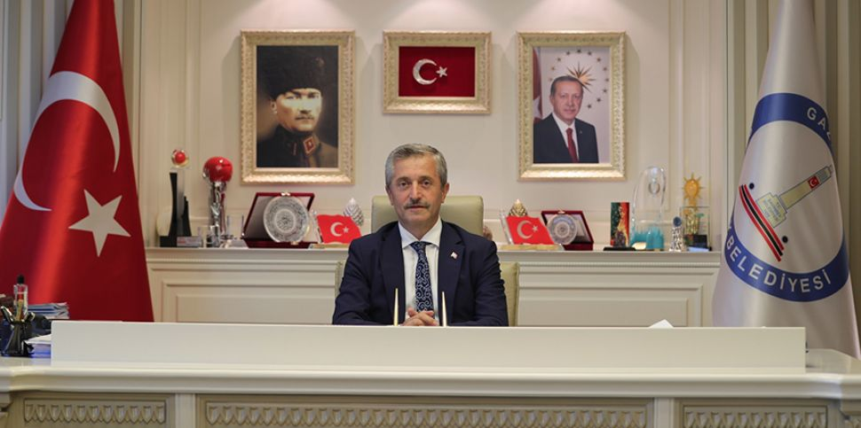 Gaziantep Şahinbey Belediyesi'nden Maddi Destek!