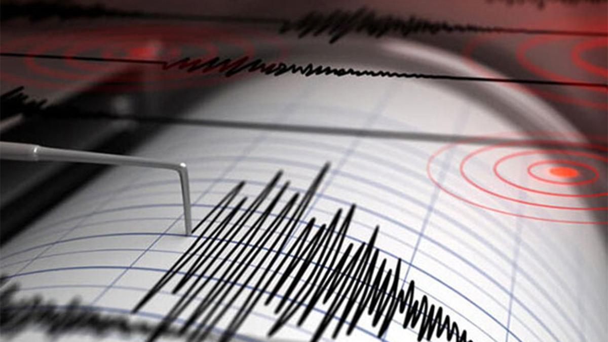 Elazığ'da 4,1 büyüklüğünde deprem!