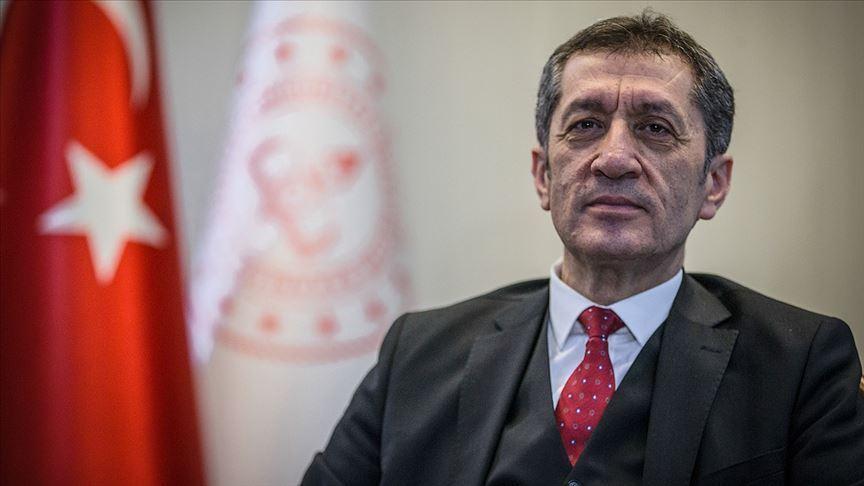 Milli Eğitim Bakanı Ziya Selçuk'tan anlamlı paylaşım..