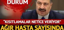 Türkiye koronavirüs tablosu! Bakan Koca son durumu açıkladı
