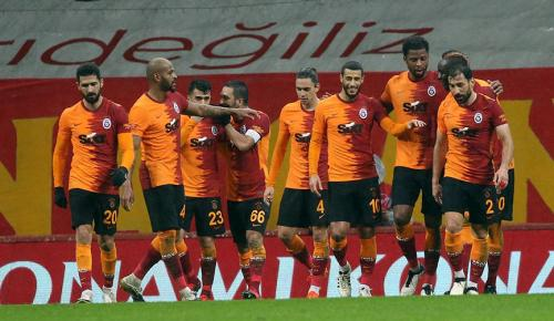 Galatasaray 6-0 Gençlerbirliği