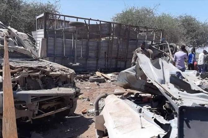 Somali'de bombalı saldırı! 2 Türk işçi hayatını kaybetti