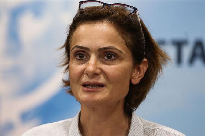 Canan Kaftancıoğlu'nun hakkındaki iddianame kabul edildi!
