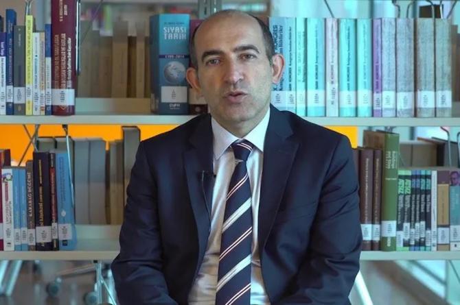 Boğaziçi Üniversitesi'ne atanan rektör Melih Bulu konuştu!