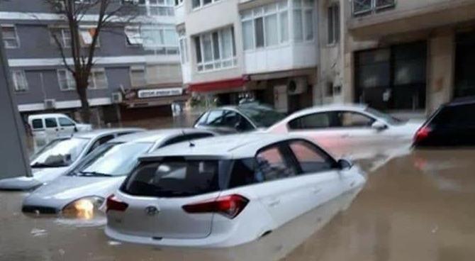 İzmir de doğal afetler durulmuyor