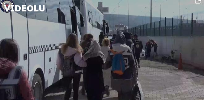 Şanlıurfa'da Fuhuş Çetesine Darbe 11 Tutuklama