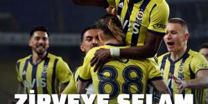 Fenerbahçe: 3 – Kasımpaşa: 2