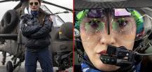 28 yaşındaki Pilot Komiser Yardımcısı Özge Karabulut tarihe geçti
