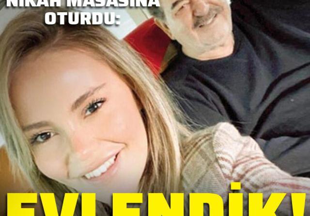 Tatlıses ile Gülçin Karakaya evlendi
